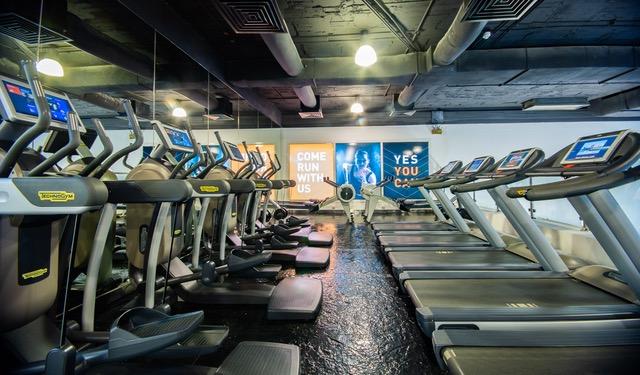 fitness gym pro Riyadh
