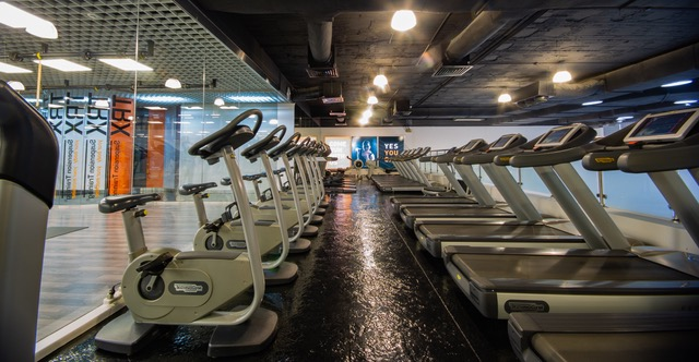 fitness gym for ladies in Riyadh